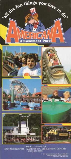 Legoland Amusement Park: Americana Amusement Park